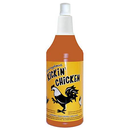 Kickin' Chicken Supplement - Animal Health Express