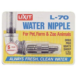 Lixit Nipple Valve - Animal Health Express