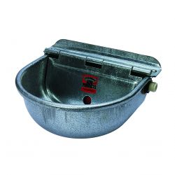 Galvanized Stock Waterer - Animal Health Express
