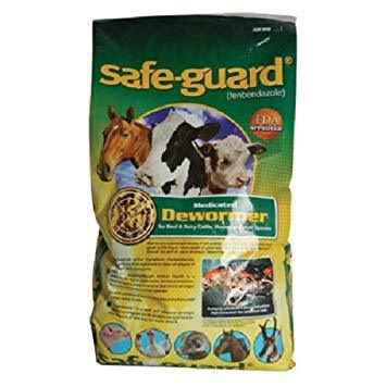 Safe-guard Multi Species Dewormer - Animal Health Express