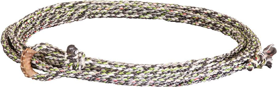 Mustang 5/16 X 20' Kid Ranch Rope Multicolored - Animal Health Express