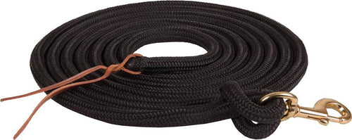 Mustang 15' Tight Braided Lead - Animal Health Express