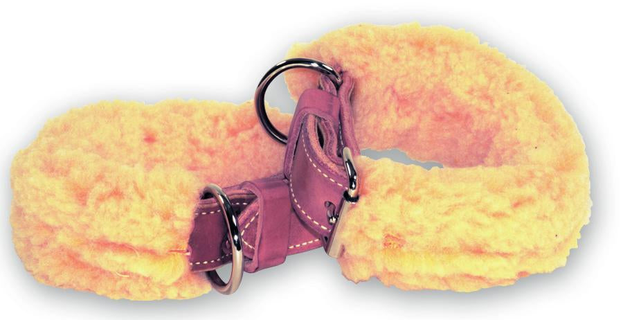 Professional's Choice Heavy Harness Hobbles with Fleece - Animal Health Express