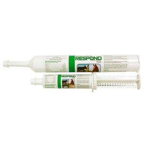 Respond Paste with Zymace for Beef and Dairy Cattle, Sheep, Goats and Horses