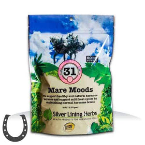 Silver Lining Herbs #31 Mare Moods for Horses