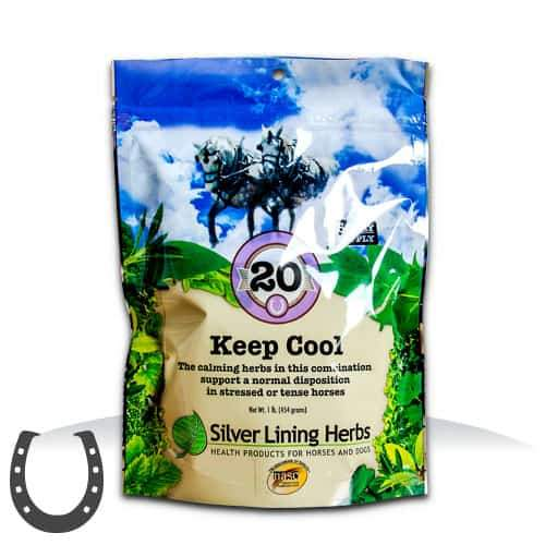 Silver Lining Herbs #20 Keep Cool for Horses