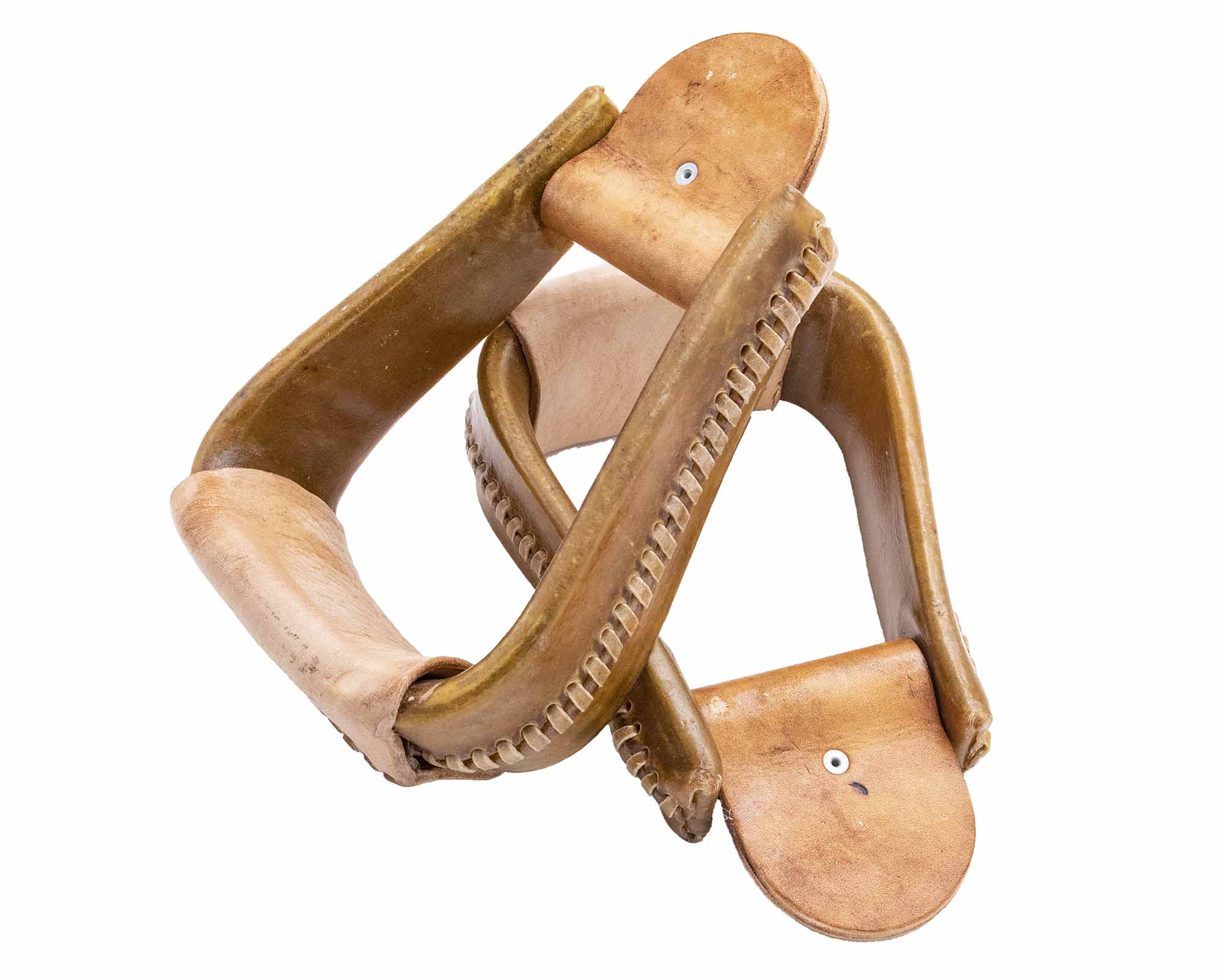 Load image into Gallery viewer, Roper Stirrups-Leather