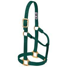 Load image into Gallery viewer, Weaver Leather Non-Adjustable Nylon Halter Weanling/Pony