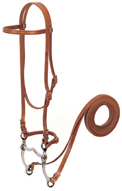 Harness Leather Complete Bridle - Animal Health Express