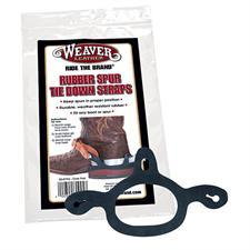 Weaver Leather Rubber Spur Tie Down Strap