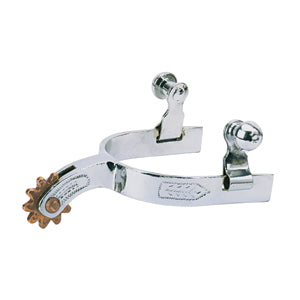 Engraved Youth Spurs - Animal Health Express