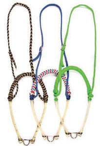 Two Tone Rope Nose Band - Animal Health Express