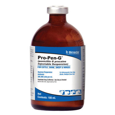 Pen Aqueous Procaine penicillin G,