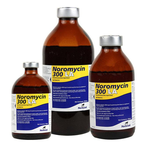 Noromycin 300 LA - Animal Health Express