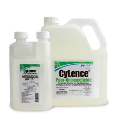 Load image into Gallery viewer, CyLence Pour-On Insecticide - Animal Health Express