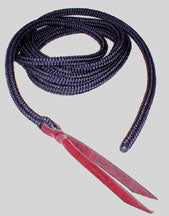 Double Diamond Brannaman Lead Rope for Horses - Animal Health Express