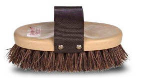 Decker Classic Cowboy Horse Brush For Wet Or Dry Horses - Animal Health Express