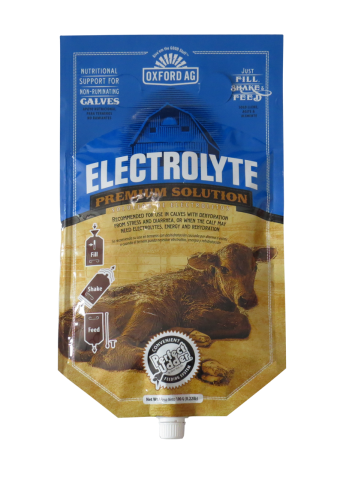 Dairy Tech Oxford Ag Electrolyte Premium Solution