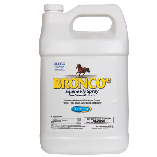 Bronco Fly Spray - Animal Health Express