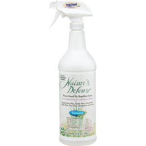 Natures Defense Fly Spray - Animal Health Express