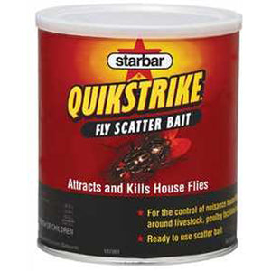 Quick Strike Fly Bait - Animal Health Express