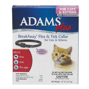 Adams Flea & Tick Collar for dogs and cats