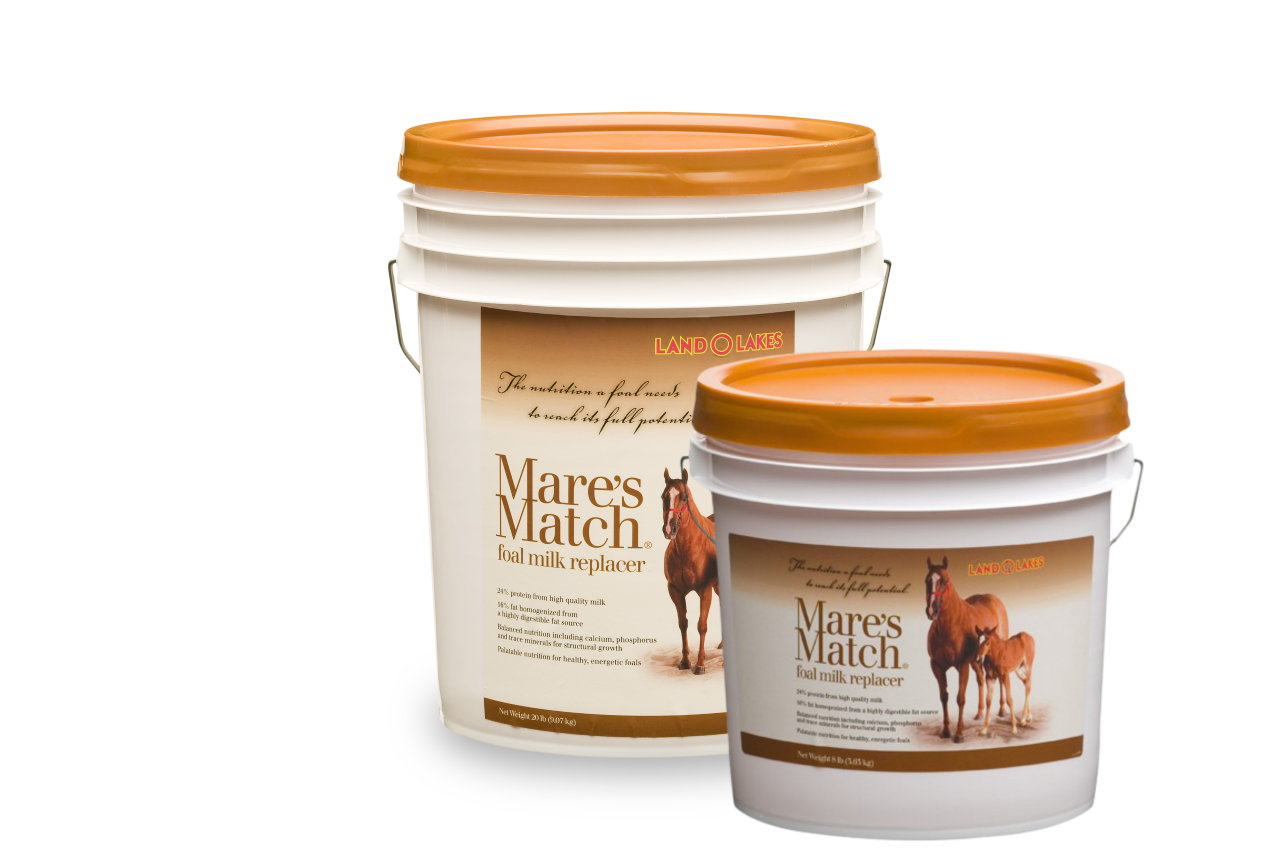 Load image into Gallery viewer, Land O'Lakes Mare's Match Milk Replacer (Powder/Pellets) - Animal Health Express