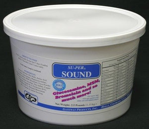 SU-PER Sound Powder - Animal Health Express