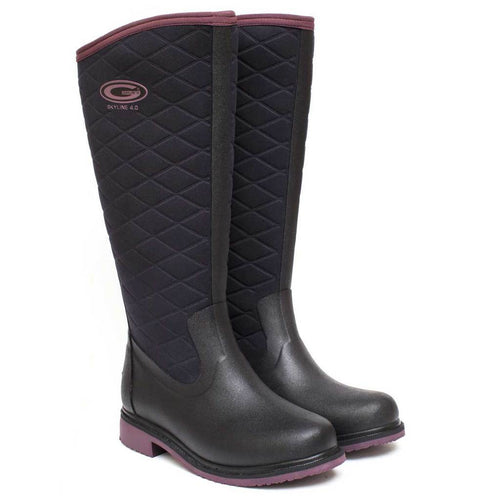 Grubs Skyline 4.0 Wellington Muck Boots