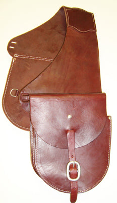 K Bar J Latigo Saddle Bag - Animal Health Express