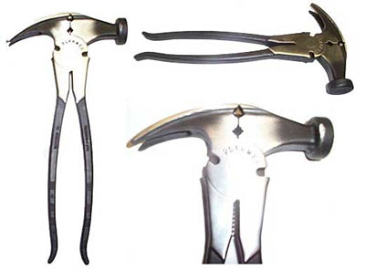 Moore Maker Plammer Pliers - Animal Health Express