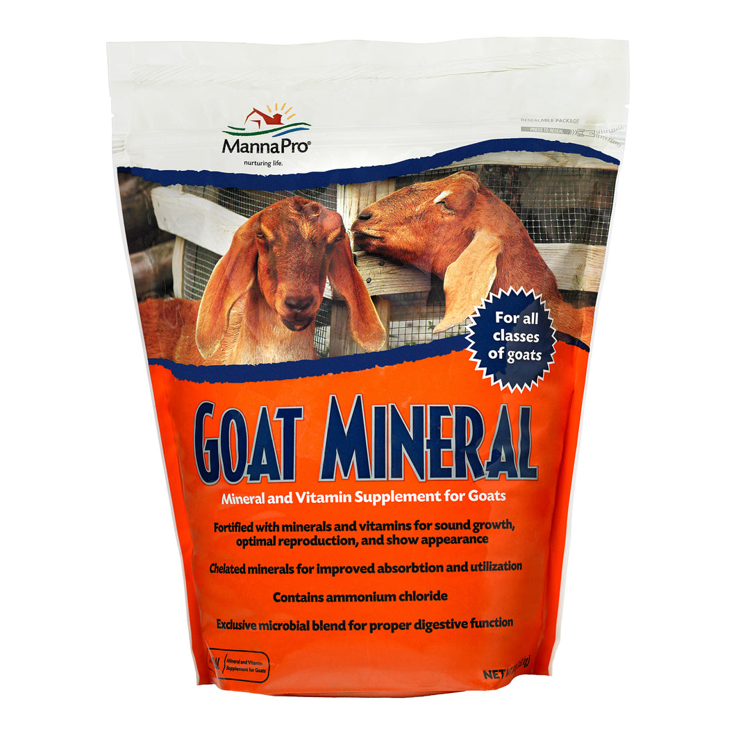Goat Minerals - Animal Health Express