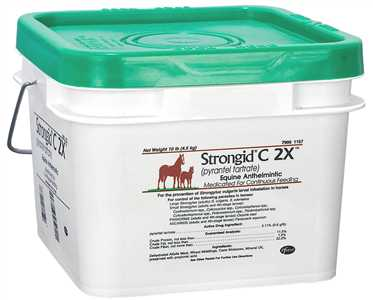 Strongid C 2x - Animal Health Express