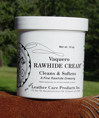 Vaquero Rawhide Cream - Animal Health Express