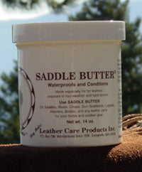 Saddle Butter - Animal Health Express