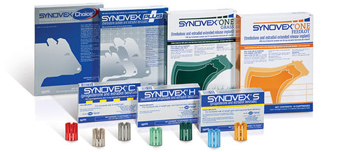 Synovex Implants - Animal Health Express