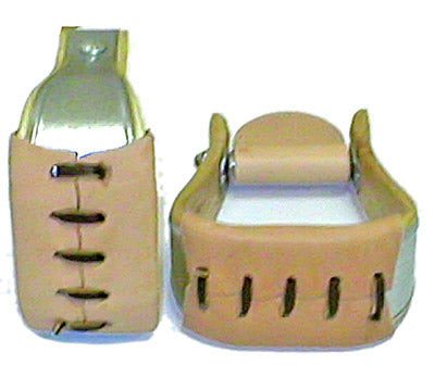 Load image into Gallery viewer, Wooden Bell Stirrups - Animal Health Express