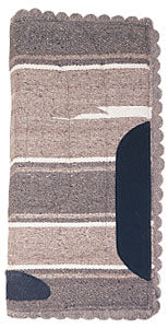Scalloped Felt Navajo - Animal Health Express