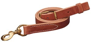Latigo Leather Tie Down - Animal Health Express