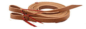 Harness Leather Split Reins – 7′ - Animal Health Express