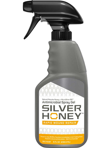 Absorbine Silver Honey Antimicrobial Spray Gel