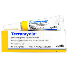 Terramycin Opthalmic Ointment - Animal Health Express