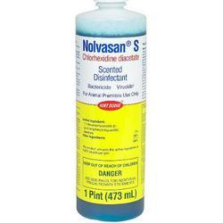 Nolvasan Solution - Disinfectant For Animals - Gallon/Pint - Animal Health Express
