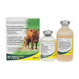 Bovi-Shield Gold FP 5VL5 plus HB - Animal Health Express