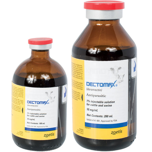 Dectomax 1% Injectable Solution - Animal Health Express