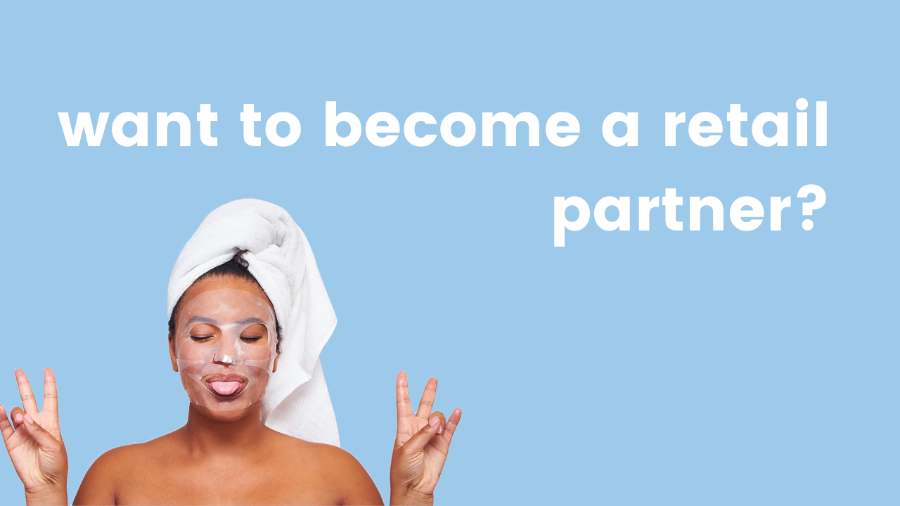 how to be a Retail Partner page