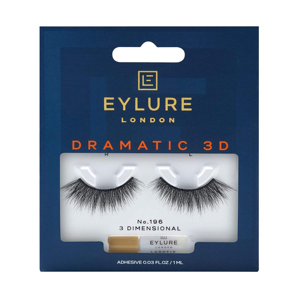 Dramatic 3D Lashes 196