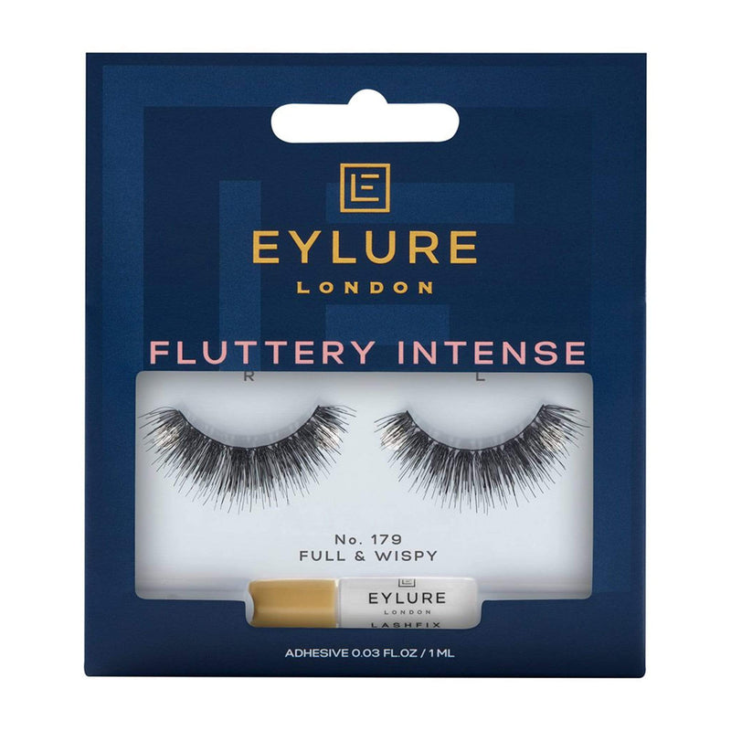 Eylure Lashes Fluttery Intense 179