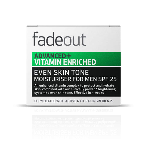 Vitamin Enriched SPF25 Moisturiser For Men