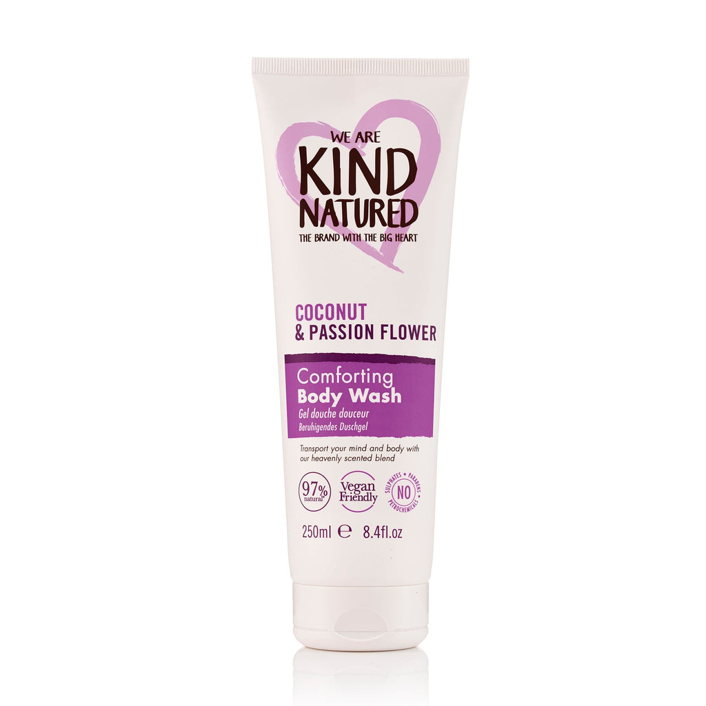 Kind Natured Bath & Shower Coconut & Passion Flower Body Wash